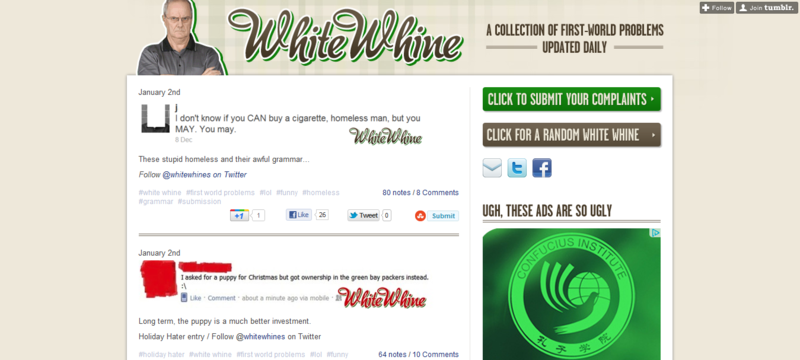 Whitewhine